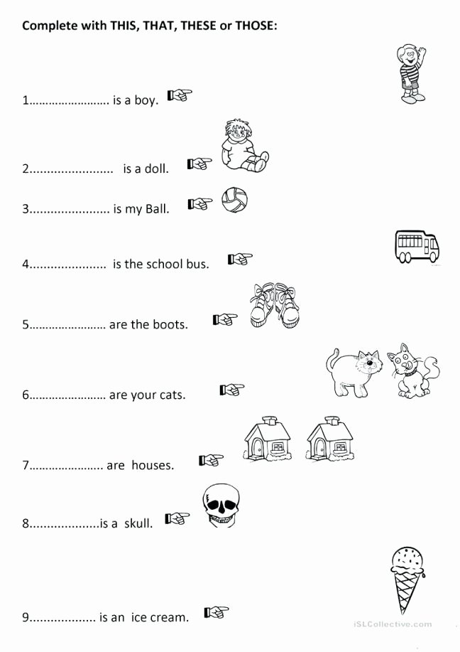 First Grade Pronoun Worksheets Free Pronoun Worksheets