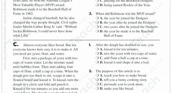 First Grade Sentence Worksheets Printable Reading Worksheets First Grade Math Free for 1st