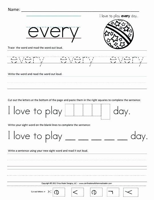 First Grade Sentence Writing Worksheets 3rd Grade Reading and Writing Worksheets