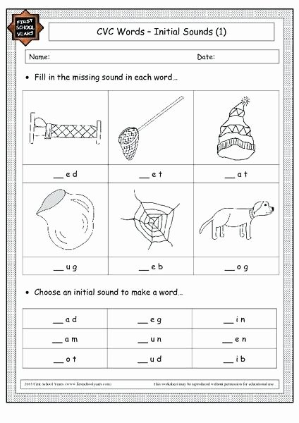 First Grade Vocabulary Worksheets Worksheets for First Grade Word List Worksheet Awesome Best