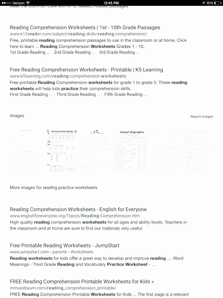 Five Food Groups Worksheets 4th Grade Reading Printable Worksheets