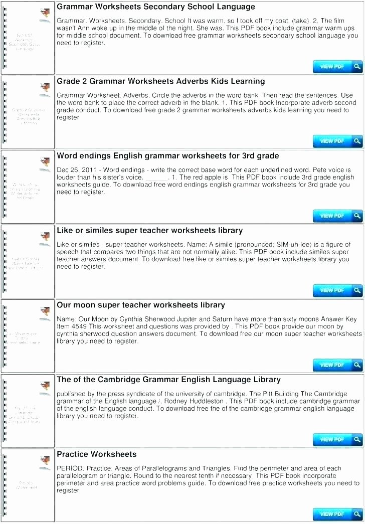 Fixing Sentences Worksheets Sentence Correction Worksheets Free Proofreading Grammar