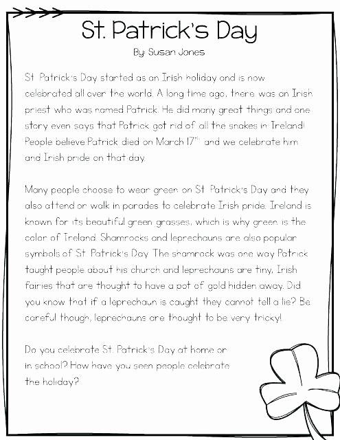 Flag Day Reading Comprehension Worksheets Holiday Reading Prehension Worksheets Free