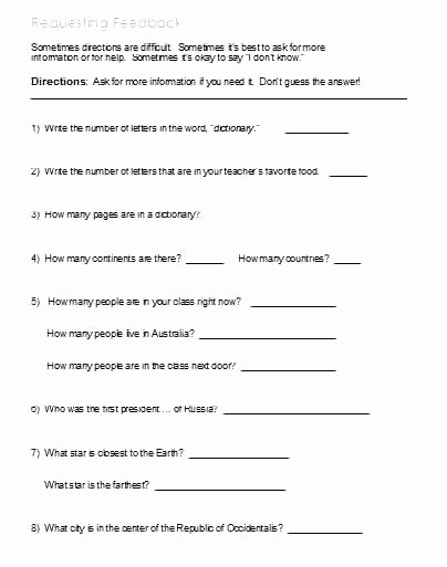 Follow Directions Worksheet Kindergarten Unique Following Directions Worksheets Activities Goals and More 1