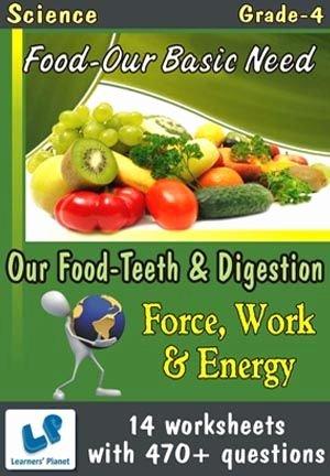 Food Group Worksheets Work and Energy Worksheet