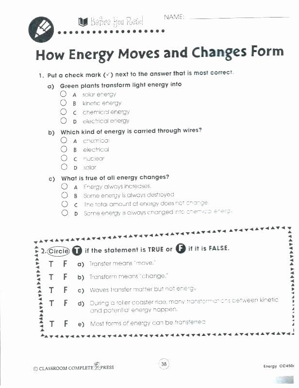 Force and Motion Printable Worksheets High School Physics Waves Worksheet
