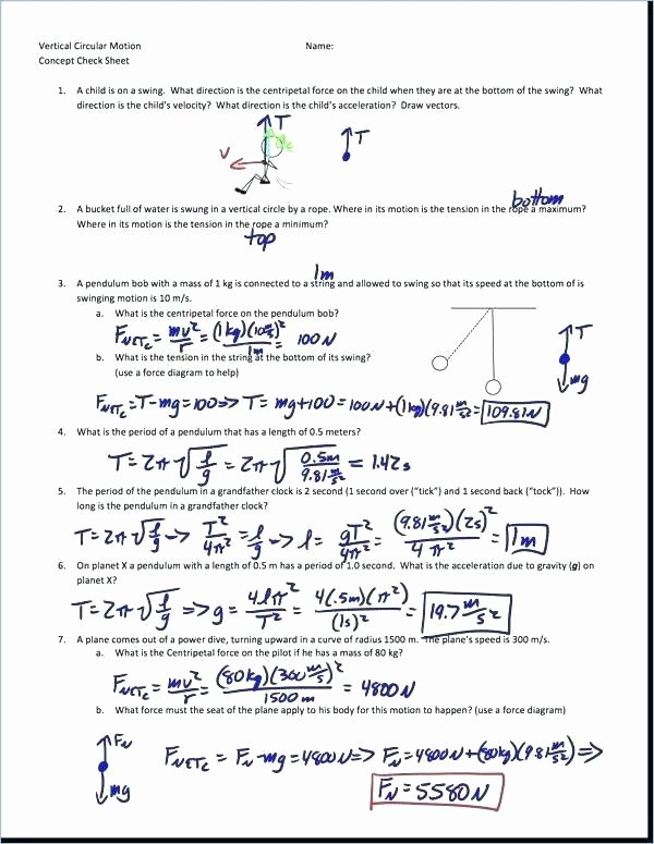 Force and Motion Worksheet Answers Unique Image Result for Science force and Motion Worksheets Grade