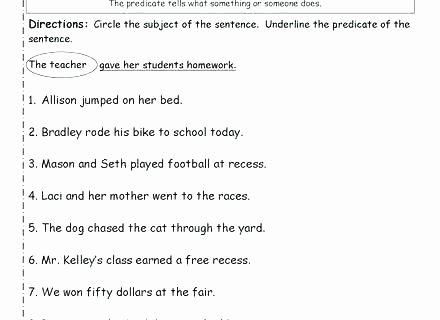 Four Kinds Of Sentences Worksheets 6 Four Types Sentences Four Types Sentences Worksheet