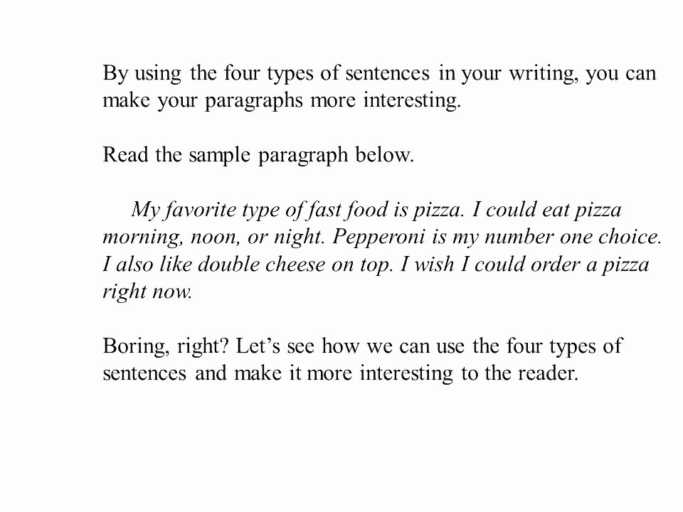 Four Kinds Of Sentences Worksheets Third Types Sentences Worksheets Grade Pound and
