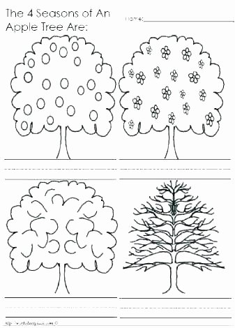 Four Seasons Kindergarten Worksheets I Like Worksheets for Kindergarten – Onlineoutlet
