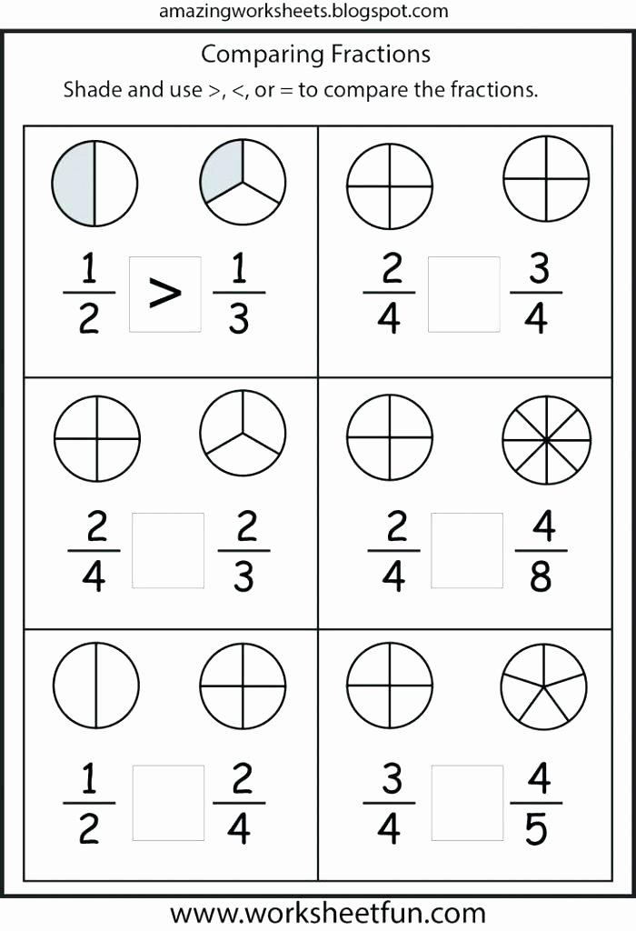 Fractions Worksheets 2nd Grade Coloring Sheets for Second Grade 2nd Math Worksheets even
