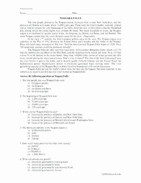 Free 7th Grade Reading Worksheets 7th Grade Reading Worksheets 7th Grade Reading Prehension