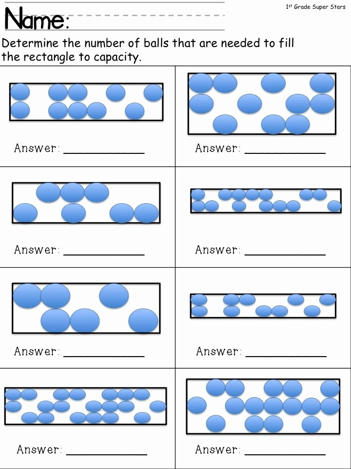 Free Capacity Worksheets Capacity and Volume Tpt Misc Lessons
