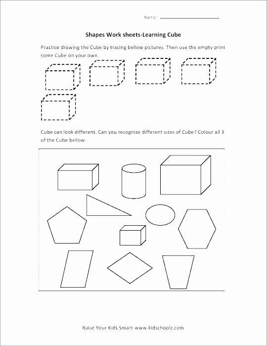 Free Capacity Worksheets Volume Worksheets for Kindergarten Liters Milliliters