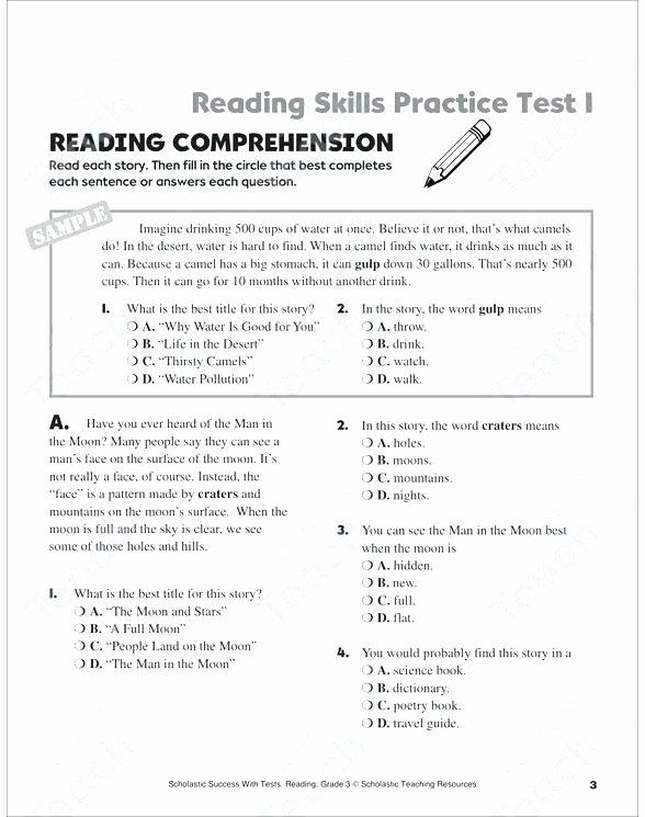 Free Christmas Reading Comprehension Worksheets Reading Prehension Worksheets Grade 1 – Katyphotoart