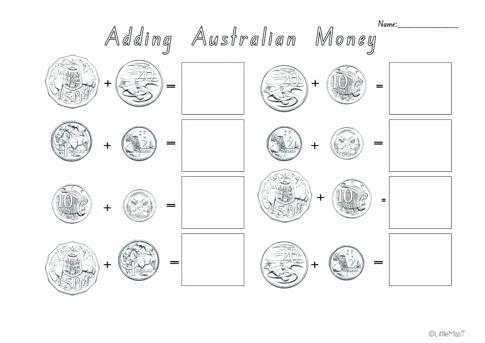 Free Counting Coins Worksheets New Money Worksheets Grade 2 Full Size Kindergarten Learning