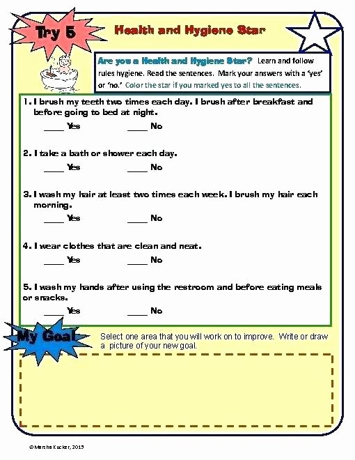 Free Dental Health Worksheets 8 Dental Health Coloring Pages Personal Hygiene Tips Grade 3