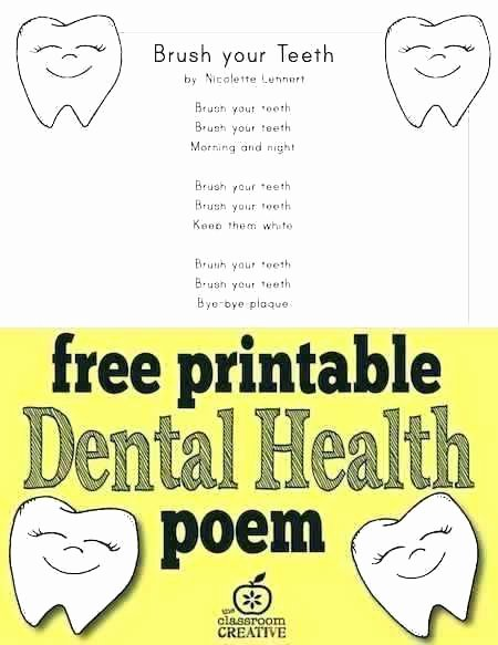 Free Dental Health Worksheets Elementary Health Worksheets Free
