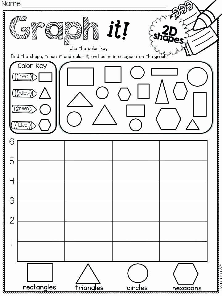 Free First Grade Fraction Worksheets 1st Grade Shapes Worksheets Shape Identification Worksheets
