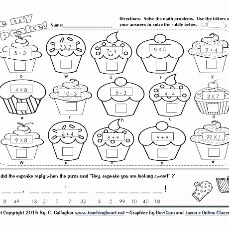 Free Following Directions Worksheets Birthday Math Worksheets