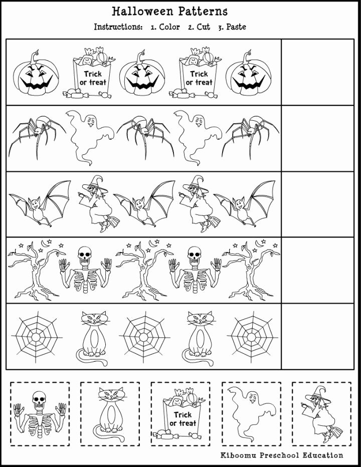 Free Following Directions Worksheets Sequencing Worksheets for Kindergarten Beautiful Sequencing