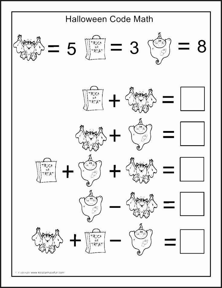 Free Kindergarten Halloween Worksheets Printable Collection Halloween Tracing Worksheets