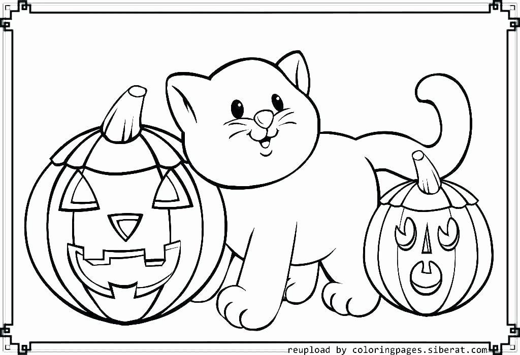 Free Kindergarten Halloween Worksheets Printable Free Printable Coloring Pages for Kindergarten Halloween