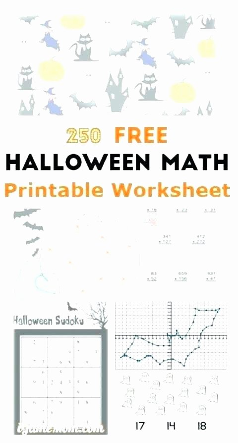 Free Kindergarten Halloween Worksheets Printable Halloween Worksheets Pdf
