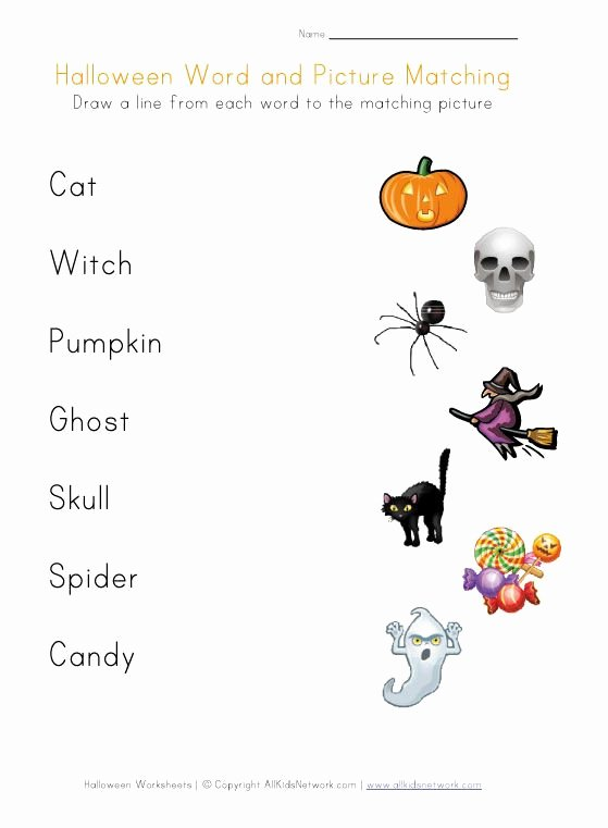 Free Kindergarten Halloween Worksheets Printable Shiho Murakami Shiho1 On Pinterest