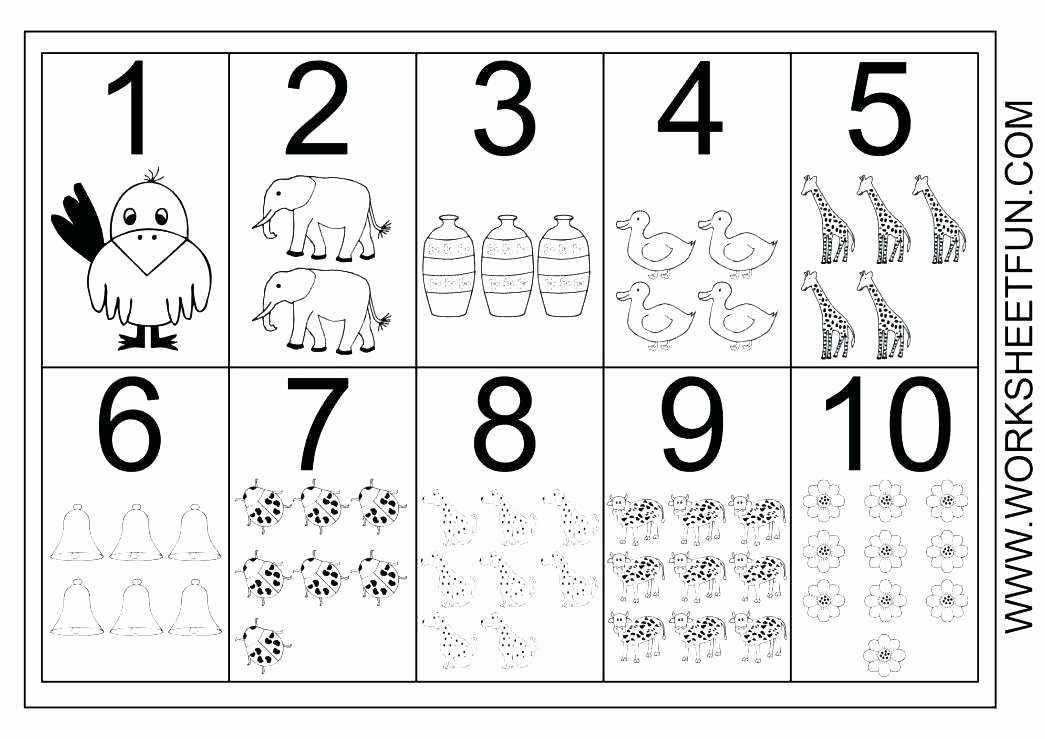 Free Kindergarten Halloween Worksheets Printable touch Point Numbers Printables