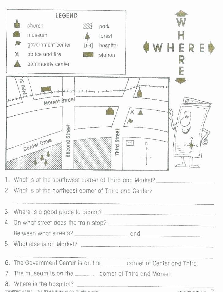 Free Kindergarten social Studies Worksheets Grade 4 social Stu S Worksheets – butterbeebetty