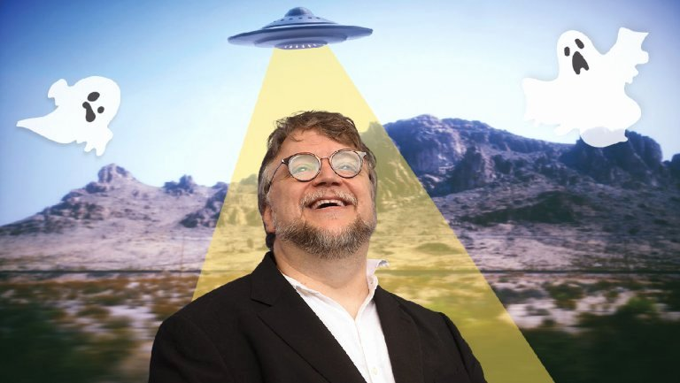 Free Language Stuff Guillermo Del toro On Seeing A Ufo Hearing Ghosts and