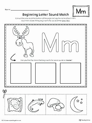 Free Letter M Worksheets Preschool Letter M Craft Mosaic Masterpiece by Activities