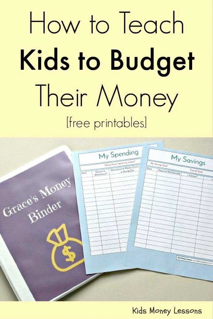 Free Life Skills Worksheets How to Encourage Kids to Bud their Money