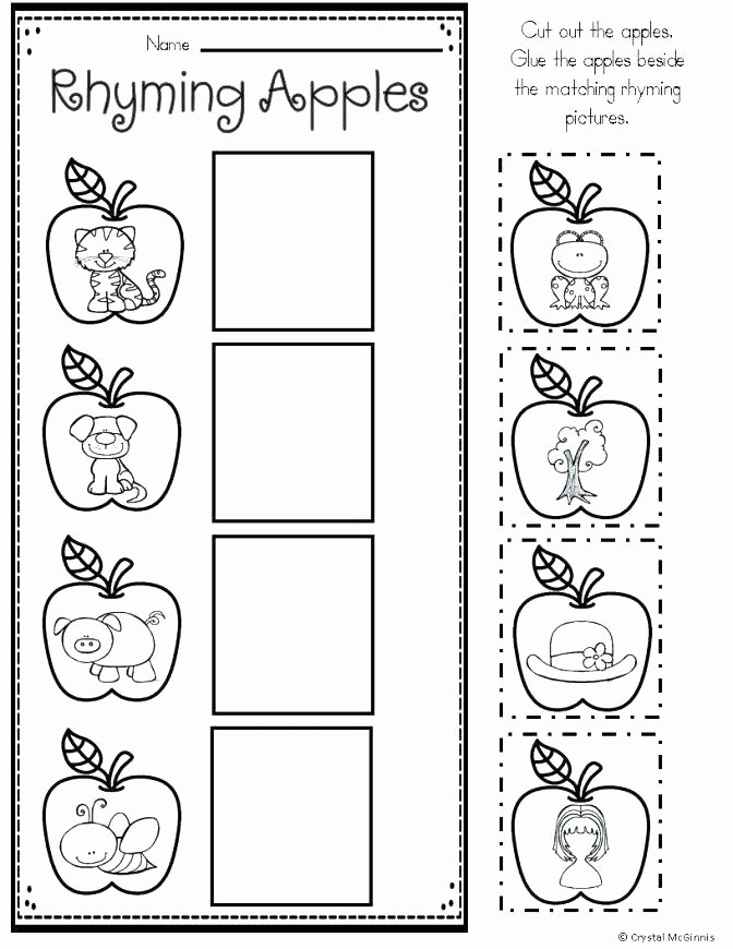 Free Printable Apple Worksheets Luxury Apple Worksheets Preschool