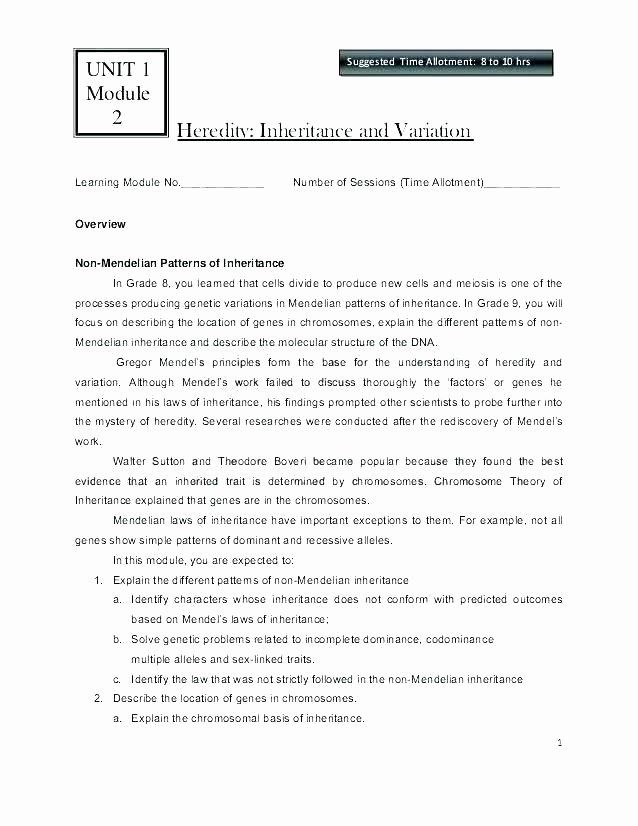 Free Printable Biology Worksheets Free Printable Biology Worksheets