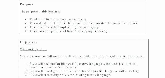 Free Printable Figurative Language Worksheets Printable Figurative Language Worksheets