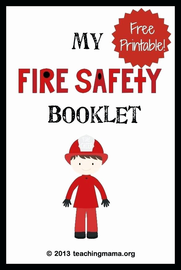 Free Printable Fire Safety Worksheets Fire Safety First Grade Worksheets