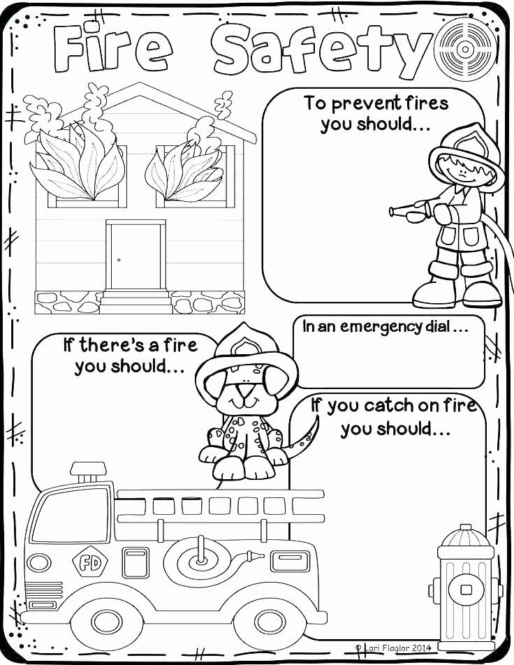 Free Printable Fire Safety Worksheets Safety Worksheets – Primalvape