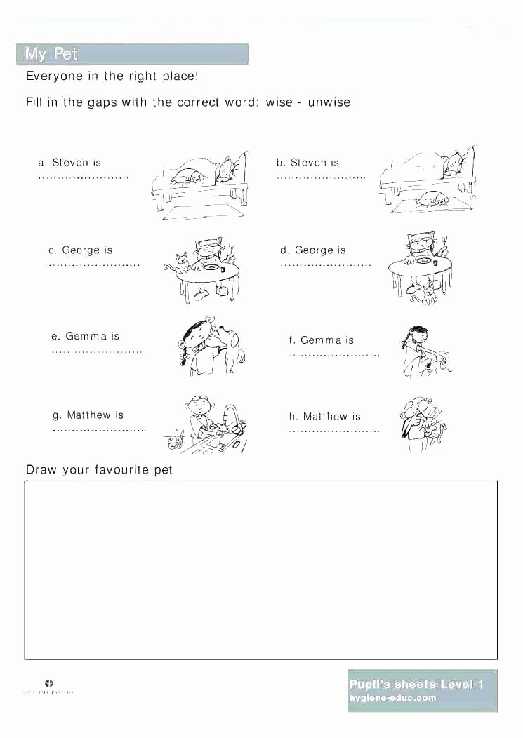 Free Printable Health Worksheets 9th Grade Health Worksheets