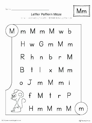 Free Printable Letter M Worksheets Letter M Worksheets