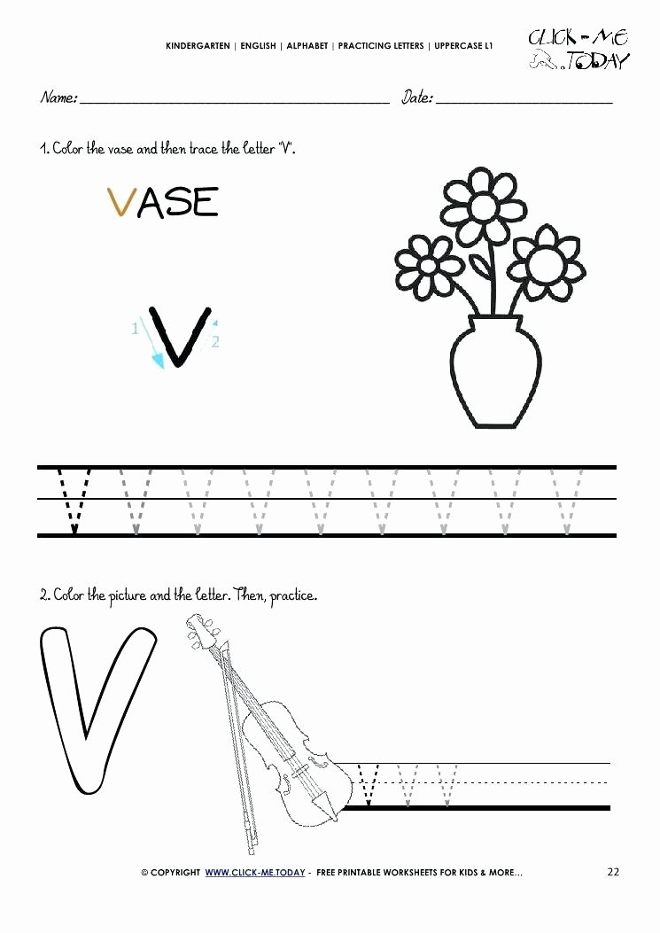 Free Printable Letter P Worksheets Letter V Printable Worksheets Letter B Printable Worksheets
