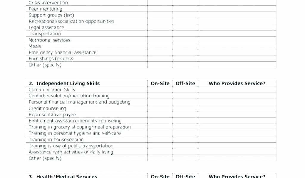 Free Printable Life Skills Worksheets 5 Daily Living Skills Worksheets New Independent Living