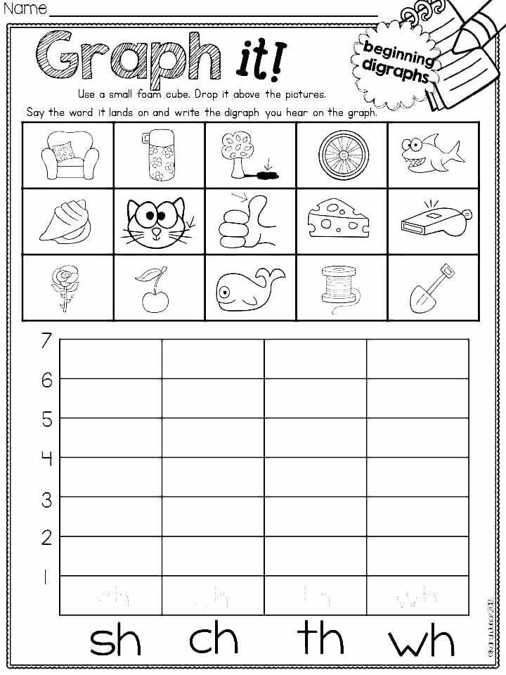 Free Printable Long Vowel Worksheets Phonics Digraphs Worksheets