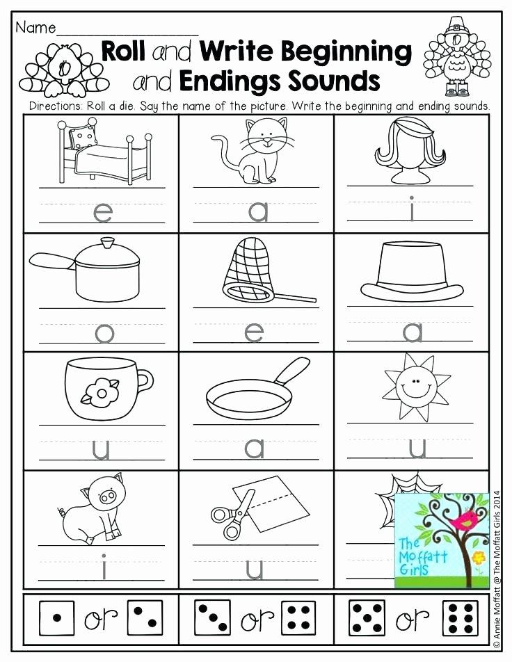 Free Printable Long Vowel Worksheets Sh Worksheets Bined with Activities Beginning sounds