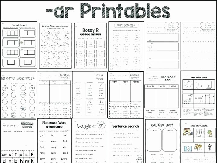 Free Printable Long Vowel Worksheets Syllables Worksheets Pdf