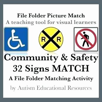 Free Printable Safety Signs Worksheets Awesome Munity Signs Worksheets Safety Signs Worksheets Free
