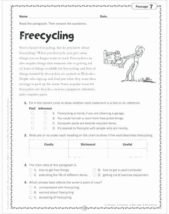 Free Printable Sentence Structure Worksheets Plete Sentences Worksheets 5th Grade