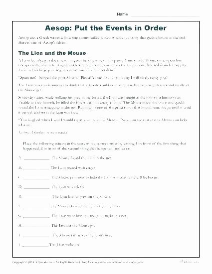 Free Printable Sequencing Worksheets Sequencing Worksheets 4th Grade
