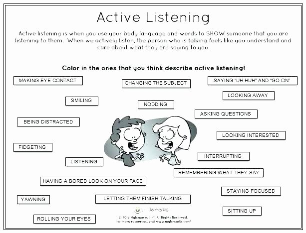 Free Printable social Skills Worksheets social Skills Worksheets for Preschoolers